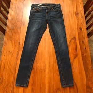 """KUT from the Kloth """"Ursula Ankle Skinny Size 4"""
